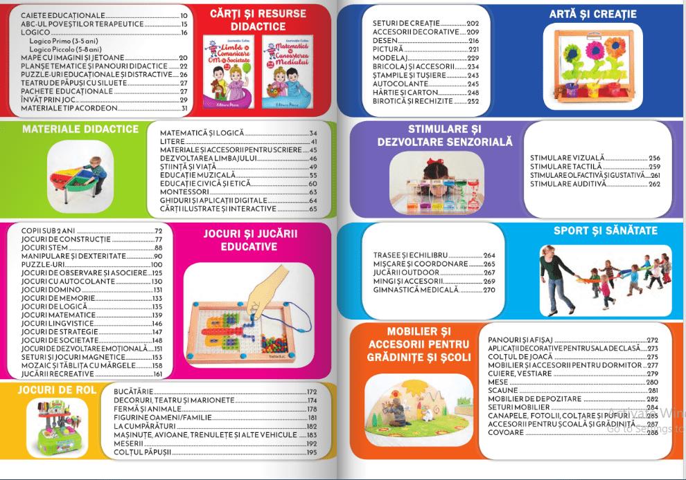 Editura Diana- tot ce îți trebuie pentru grădi și micii școlari