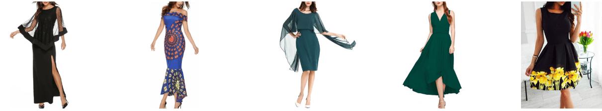 6 rochii elegante din diferite culturi