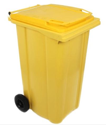 Mi s-a furat cazanul pentru deşeuri reciclabile