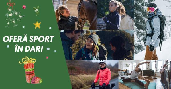 24 de cadouri sportive pentru femei de pus într-un Calendar de Advent Decathlon