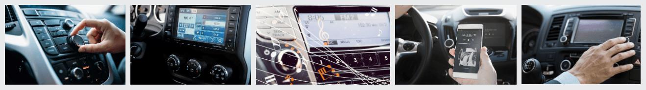 4 tipuri de aparate radio auto. Care este modelul ce îți satisface toate nevoile?