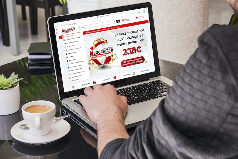 Negociat.ro îmbunătățește experianța de cumpărare online