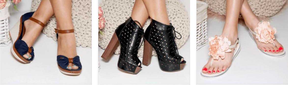 sandale iarena